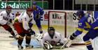 Сборная Украины по хоккею продолжает громить соперников