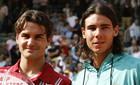 Топ-битва: Федерер vs Надаль