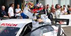 DTM-2010: Весь подиум у Mercedes
