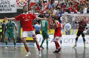 Бенфика выиграла главный футзальный трофей Европы!