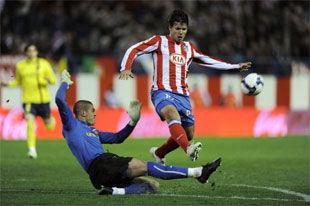 Манчестер Юнайтед попробует заполучить  Агуэро