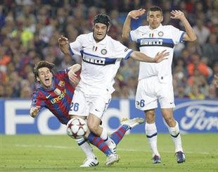 Барселона – Интер – 1:0: Атакующий футбол был разрушен