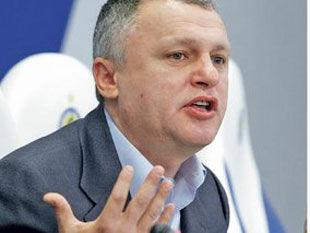 Игорь СУРКИС: «Недавно Шахтер нас догонял, теперь наоборот»