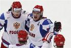 Россия в нелегкой борьбе переиграла Словакию