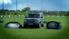 Land Rover для регбистов