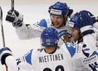 Финляндия уверенно переиграла Словакию
