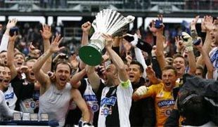 Штурм выиграл Кубок Австрии +ВИДЕО