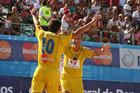 Радость гола, фото Sport.ua