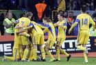 Сборная Украины - Нефтяник (Ахтырка) - 3:0. LIVE!