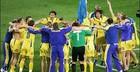 Глазами очевидца: Сборная Украины - Нефтяник (Ахтырка) - 3:0