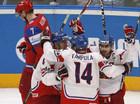 Россия – Чехия – 1:2: Чехия - чемпион мира 2010 года!