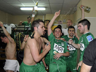 Гранд-финал Почетного дивизиона: Эль Посо Мурсия - Наварра