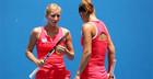 Ролан Гаррос: Сестры Бондаренко легко шагнули в третий раунд