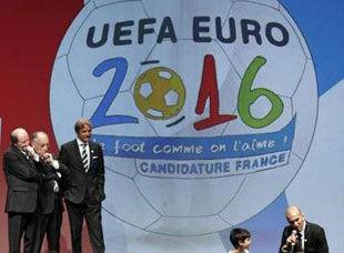 Франция примет Евро-2016