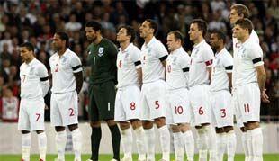 Состав сборной англии по футболу 2010