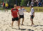 Чемпионат Киева по пляжному футболу. Высшая лига +ВИДЕО
