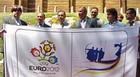 В Киеве представили логотип города к Евро-2012