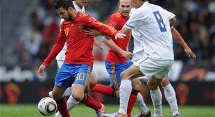 Фабрегас установил новый рекорд сборной Испании