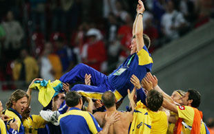 БЛОХИН: «Италия играет в непонятный для меня футбол»