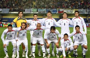 Запреты для сборной Чили