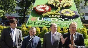 Во Львове представили логотип города к Евро-2012