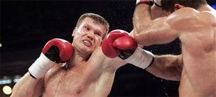 Харрисон отказался от боя с Дмитренко