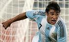 Атлетико обратил свое внимание на аргентинский рынок