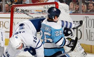 Украинское дерби в НХЛ: Поникаровский - вторая звезда