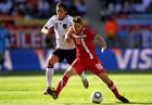 Германия - Сербия - 0:1