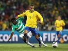 Бразильцы празднуют успех