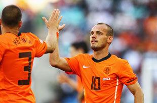 Голландия – Япония – 1:0