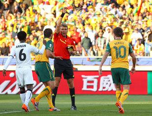 Гана - Австралия - 1:1