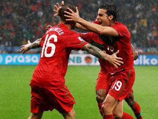 Португалия – КНДР – 7:0