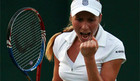 Уимблдон: Алена Бондаренко вышла во второй раунд