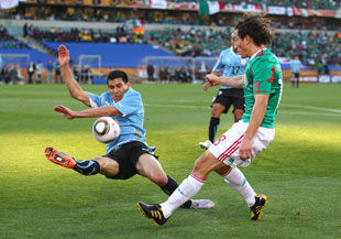 Мексика – Уругвай – 0:1: Выиграть не нужно было, но пришлось