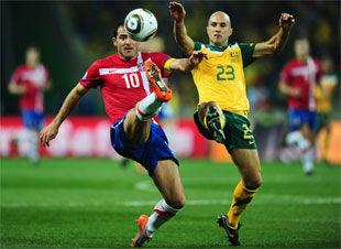 Австралия - Сербия - 2:1: Грустная сербская история