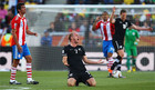 Парагвай - Новая Зеландия - 0:0. Парагвай в 1/8 финала