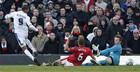 Манчестер уступает Лидсу на Олд Траффорд!