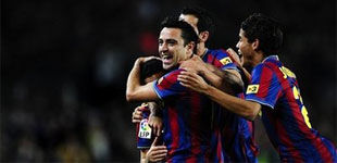Барселона и Реал синхронно теряют очки