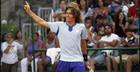 Долгополов выходит в четвертьфинал турнира в Умаге