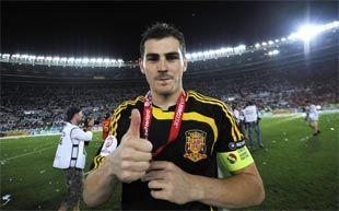 Касильяс – пятый вратарь-капитан в истории Реала