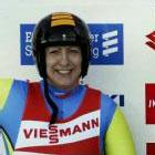 На чемпионате Европы по санному спорту у Натальи Якушенко 4-е место, у Лилии Лудан 10-е место