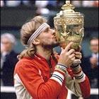 Бьорн Борг отдает «борги» трофеями