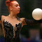 На этих выходных в Брно (Чехия) завершился очередной этап по художественной гимнастике