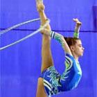 Близько двохсот представниць художньої гімнастики зібрав юніорський чемпіонат України
