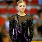 На соревнованиях в Прато (Италия) удачно выступила украинская гимнастка Ирина Ковальчук