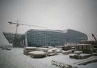 Львовский терминал готов на 40%