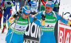 Чемпионат мира 2011. Стартовые составы мужской эстафеты