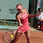 Ольга Янчук выиграла первый профессиональный титул