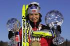 Бьорген признана самой популярной спортсменкой в Норвегии